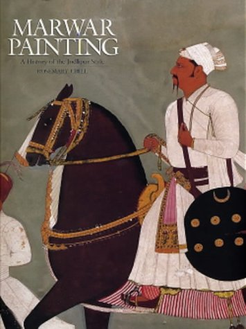 Marwar Painting (Hardcover): Rosemary Crill