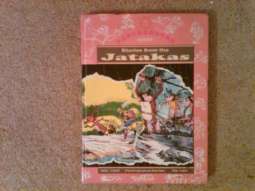 Stories From The Jatakas (Amar Chitra Katha): Pancharatna Series