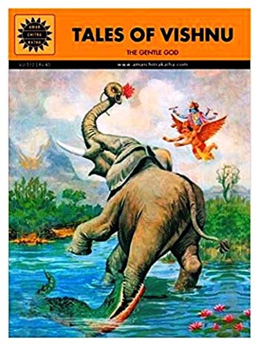9788175081550: Tales of Vishnu (Amar Chitra Katha)