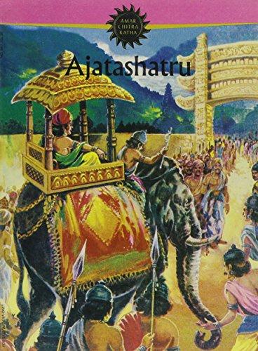 9788175081666: Ajatashatru (Amar Chitra Katha)