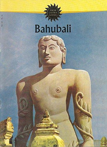 9788175082137: Bahubali (Amar Chitra Katha)