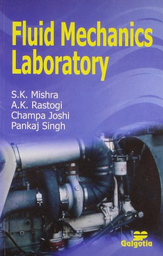 Fluid Mechanics Laboratory: Singh Pankaj Joshi