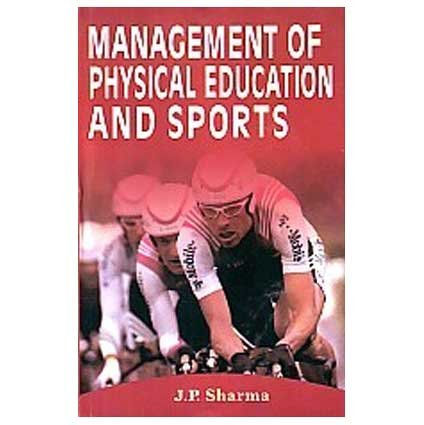 9788175243095: Management O Physical Education and Sports