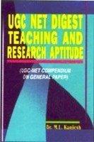 UGC NET Digest Teaching and Research Aptitude: Kamlesh M.L.
