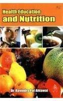 9788175245563: Health Education & Nutrition