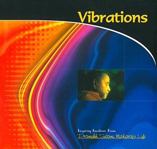 9788175262393: Vibrations: Inspiring Incidents From Pramukh Swami Maharaj's Life
