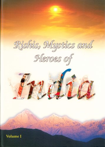 9788175262966: Rishis, Mystics and Heroes of India