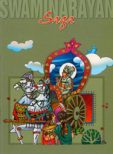 9788175263635: Swaminarayan Saga: Life and Work of Bhagwan Swaminarayan