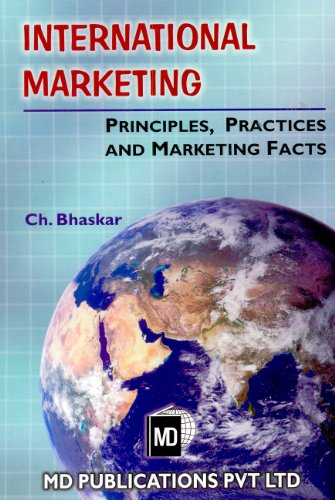 9788175331037: International Marketing: Principles, Practices and Marketing Facts