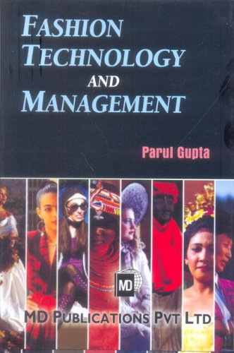 9788175331228: Fashion Technology and Management
