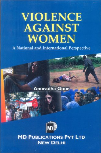 9788175333109: Violence Against Women: a National & International Perspective