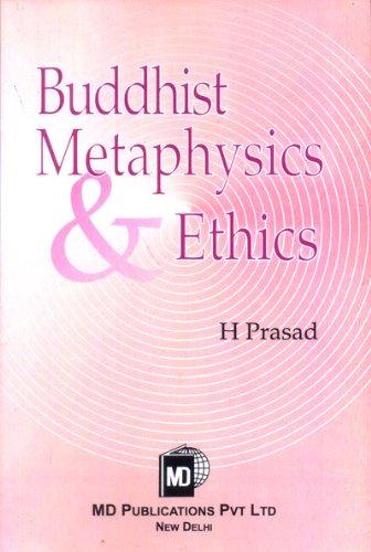 9788175333512: Buddhist Metaphysics & Ethics