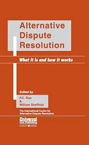 9788175340312: Alternative Dispute Resolution