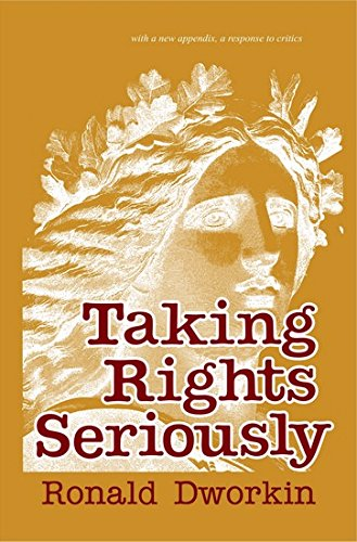 9788175341296: Taking Rights Seriously