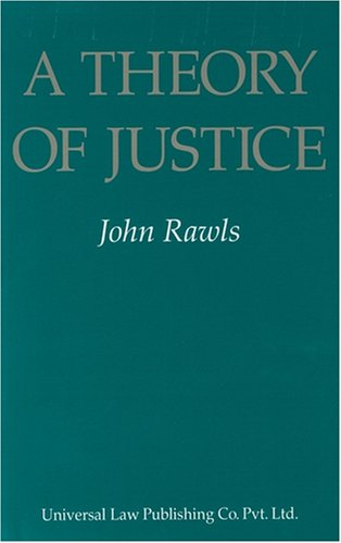 9788175341753: A Theory of Justice