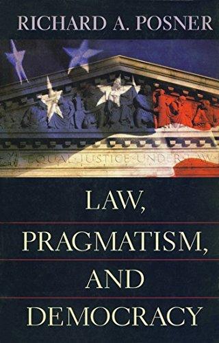 9788175344587: Law Pragmatism and Democracy