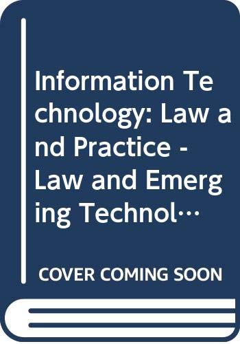 Information Technology: Law and Practice: Vakul Sharma