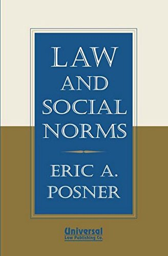 9788175347526: Law and Social Norms