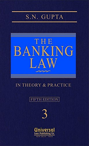 9788175348059: The Banking Law in Theory and Practice