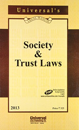 Society and Trust Laws: UNIVERSAL'S Legal Manual