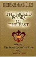 9788120801011: The Sacred Books of the East - AbeBooks: 8120801016