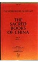 9788175360037: Sacred Books of China: The Sacred Books of the East Vols: 3, 16, 27, 28, 39, 40