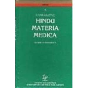 A Comparative Hindu Materia Medica: Chandra Chakraberty