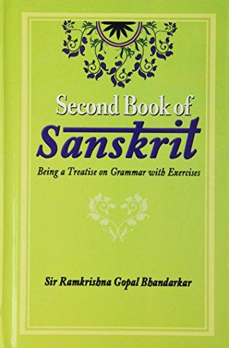 9788175361287: Second Book of Sanskrit