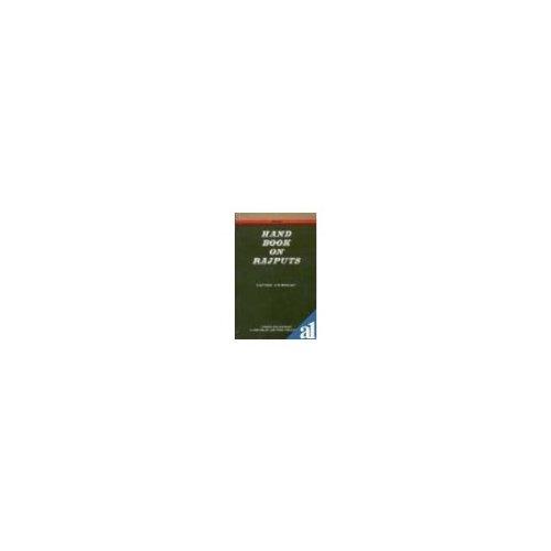 9788175361669: Handbook On Rajputs