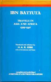 Ibn Battuta Travels in Asia and Africa: H A R