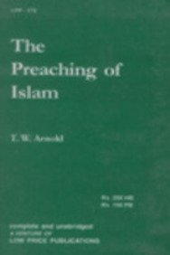 9788175364035: Preaching of Islam: A History of the Propagation of the Muslim Faith
