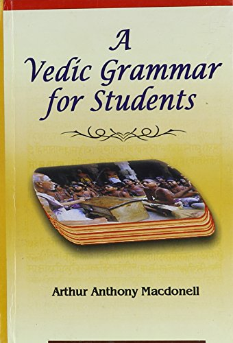 9788175364790: A Vedic Grammar for Students
