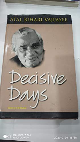 9788175410480: Decisive days