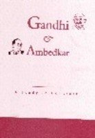 9788175412880: Gandhi and Ambedkar: A Study in Contrast