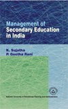 Management of Secondary Education in India: Rani P. Geetha