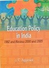 Education Policy in India, 1992 and Review: J.C. Aggarwal