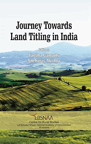 Journey Towards Land Titling in India: Varsha Ganguly, Snehasis