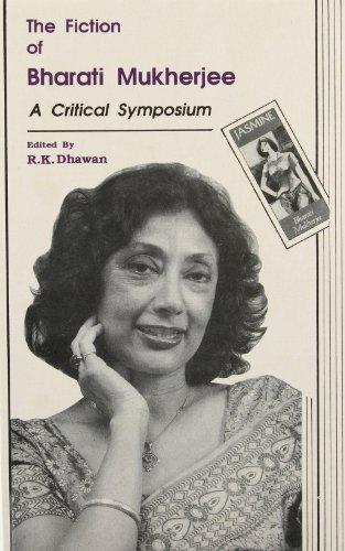 9788175510104: Fiction of Bharati Mukherjee