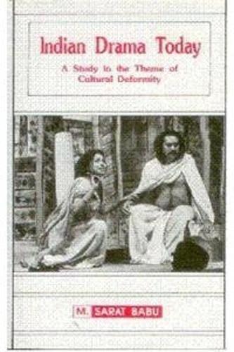 Indian Drama Today: M. Sarat Babu