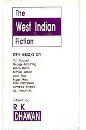 The West Indian Fiction: Prestige Books