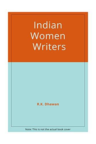 Indian Women Writers: R K Dhawan