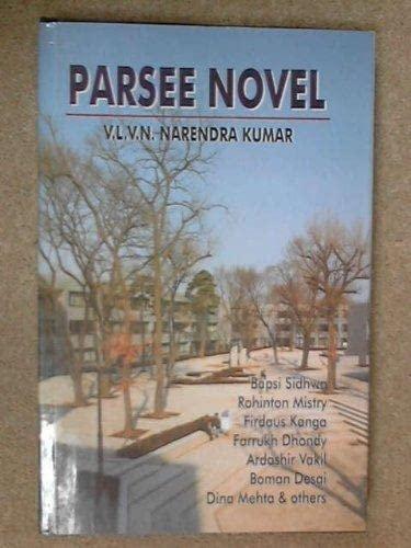 9788175511156: Parsee Novel
