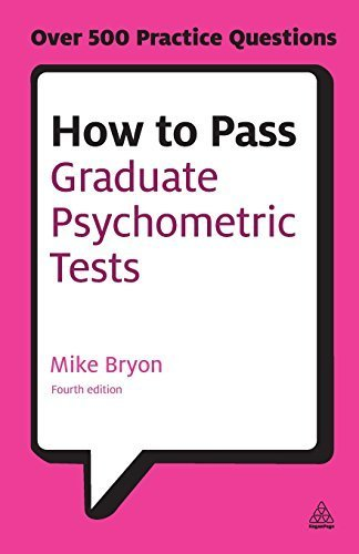 9788175542273: How To Pass Graduate Psychometric Tests 2nd/ed
