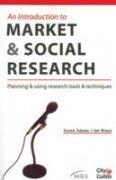 An Introduction To Market & Social Research: Karen Adams Lan
