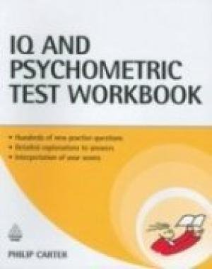 9788175543973: IQ and Psychometric Test Workbook