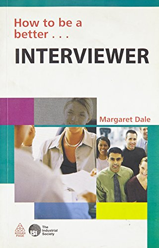 9788175544215: How to Be a Better Interviewer