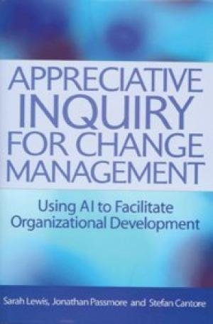 9788175545427: Appreciative Inquiry for Change Management