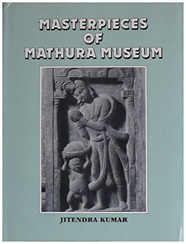 9788175741188: Masterpieces of Mathura Museum