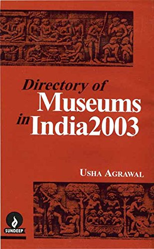 9788175741447: Directory of Museums in India