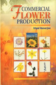 9788175940833: Commercial Flower Production
